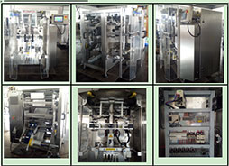 The General Working Principle of Vertical Packaging Machine