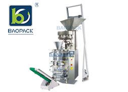 Knowledge of particle packaging machine