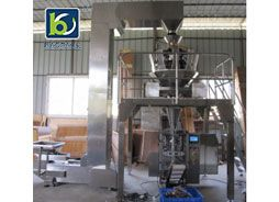 Routine maintenance of automatic vertical packaging machine