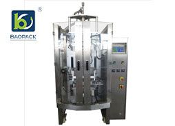 Performance and characteristics of liquid packaging machine