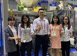 Congratulations to Baopack 126th Canton Fair Success Attend and Achievement.