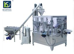 Workflow And Common Troubles Cf Fully Automatic Vacuum Rotary Packing Machine