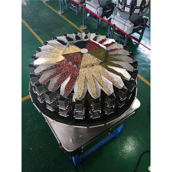 24 heads weigher