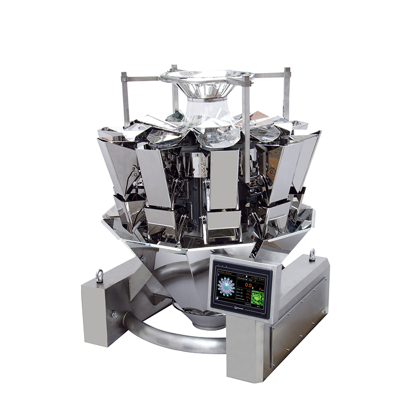 Multihead weigher 10 heads