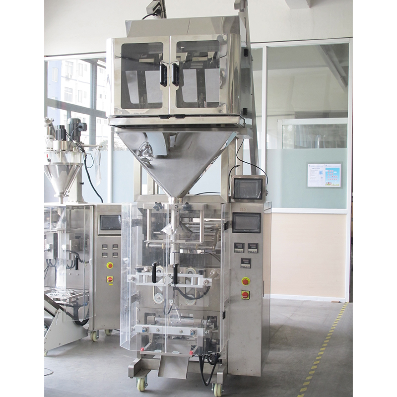 VP42 with 4 heads linear weigher