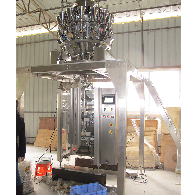 VP52B with Stick weigher