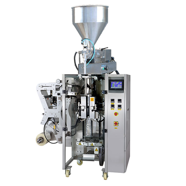 VFFS Three/ Four Sides Sealing Packing Machine VS36 With Liquid Pump